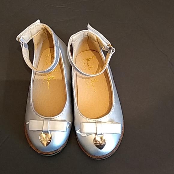 Nicole Miller girls shoes